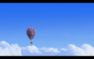 Up - Balloons - Pixar by DidyZ