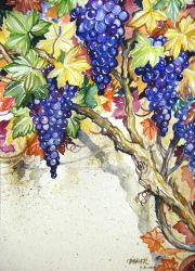 Grape Tutorial Signed Finished by HouseofChabrier