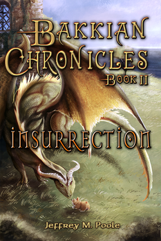 BC Insurrection Book Cover by UberVestigium