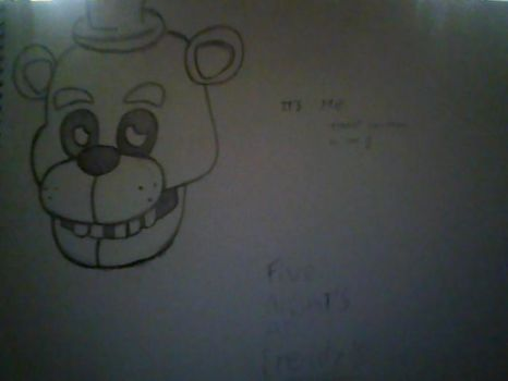 Freddy fazbear by the p. by eldestripador2000