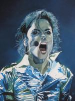 Michael Jackson by lioness7