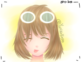 Another redrawing of an oldrawing by yurikokayla