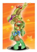 Turtle Tower by Ren-Rin