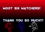 Six Watchers and 60th Deviation by Soshadilver