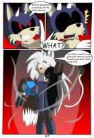 kyo VS sonic exe page 37 by Kyo-Saeba