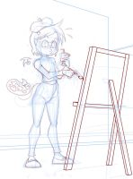 Currently working on.... by Carlos-the-G