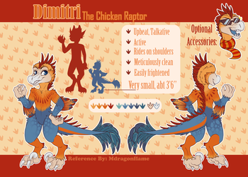 Reference Commission - Punintended by Mdragonflame