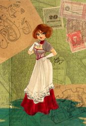 Stacie Rittenhouse Commission by TracyLeeQuinn