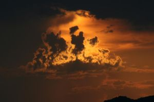 Demon of the Clouds by WeNDoR