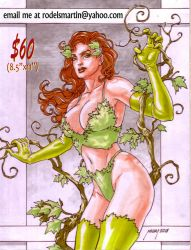 Poison Ivy by Noora Aug 18 2018 by rodelsm21