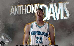 Anthony Davis Wallpaper by drgraphic