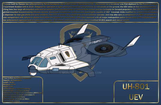 UH-801 UEV by MOAB23
