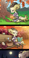 Honey Hatching Trial by QviCreations
