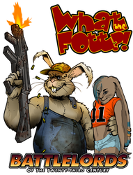 What The Fott? comic.bl23c.com by Battlelords
