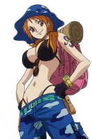 One Piece : Nami - SP - 3 by thunder1928