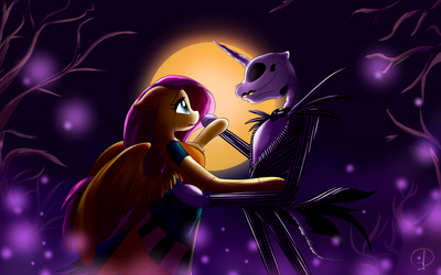 Fright night with Jack by PhuocThienCreation
