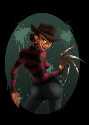 Freddy Kruger by thisisanton