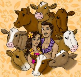 Johnny Lingo's Eight Cow Wife by queenbean3