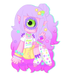 [ Pastel Daphne ] by hello-planet-chan