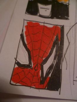 SPIDERMAN 2012 by Millus