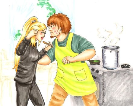 What's Cooking? by PenumbraChey