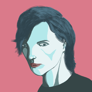 Quick portrait drawing by Hennmarsk
