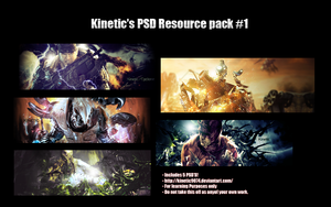 Kinetic's PSD Resource Pack 1 by Kinetic9074