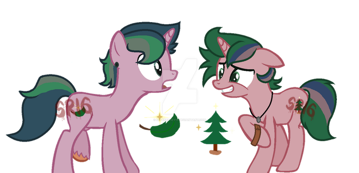 Silver Strand and Oak by SuperRosey16