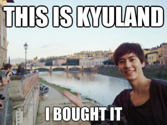 Kyuland! by MainePoint