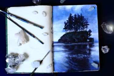 celtic sketchbook by Gwillieth