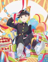Happy Birthday Mob by funky-tofu