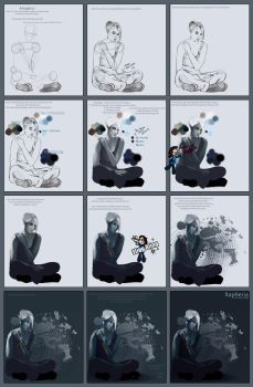 The Picture Process by Katie-Grace