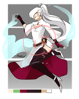 [Adopts] Fighter XIII || USD || Closed by skele-tea