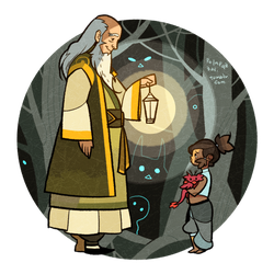 UNCLE IROH!!! by freestarisis