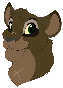 Kimani ~ Lioness commission by Tayarinne