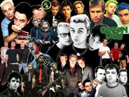 green day Collage by Rock-the-arts1989