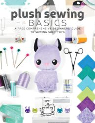 Plush Sewing Basics eBook by SewDesuNe