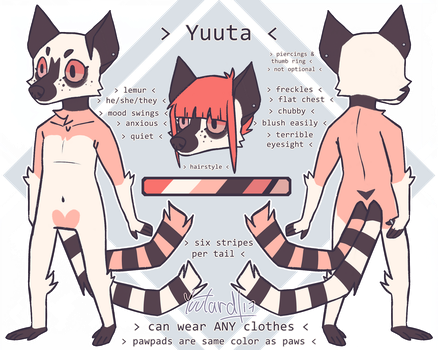 fursona ref? //outdated by Yuutard