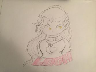 Leigh Eclair by TyAnimations321