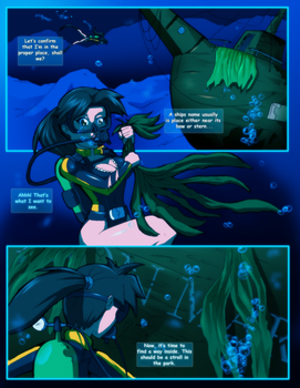 Tomb Raider: POTBP Page 7 by Severflame