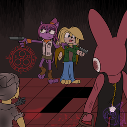 Can't Escape This Nightmare by Leaf-Mithras