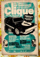 Clique by 1NNU3NDO