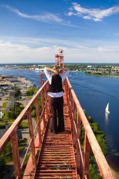 Looking at the Gulf of Riga by ArchAgel