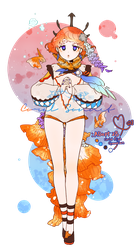 [OPEN] Adoptable #28 by coralsonnet