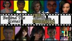 Behind The Scenes: The Morenos YouTube Banner by Lady-Cinderella