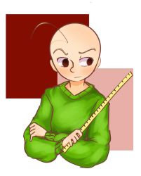 Baldi by Bomkaiplow