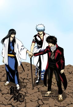 Gintama 560 by UtaYuyuka