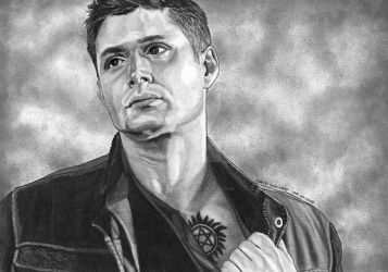 Dean Tattoo by lupinemagic
