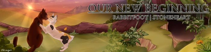 Banner Commission 2 for Wildfire-Tama! by eto-nyan