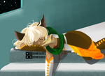 Staircase Snoozle by rennegades
